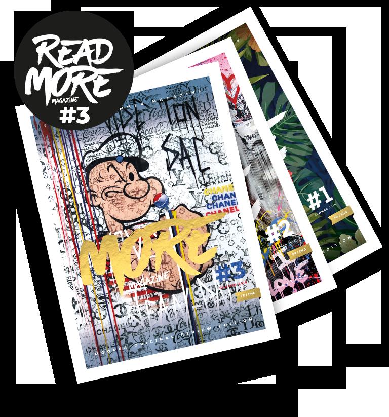 MORE magazine #3