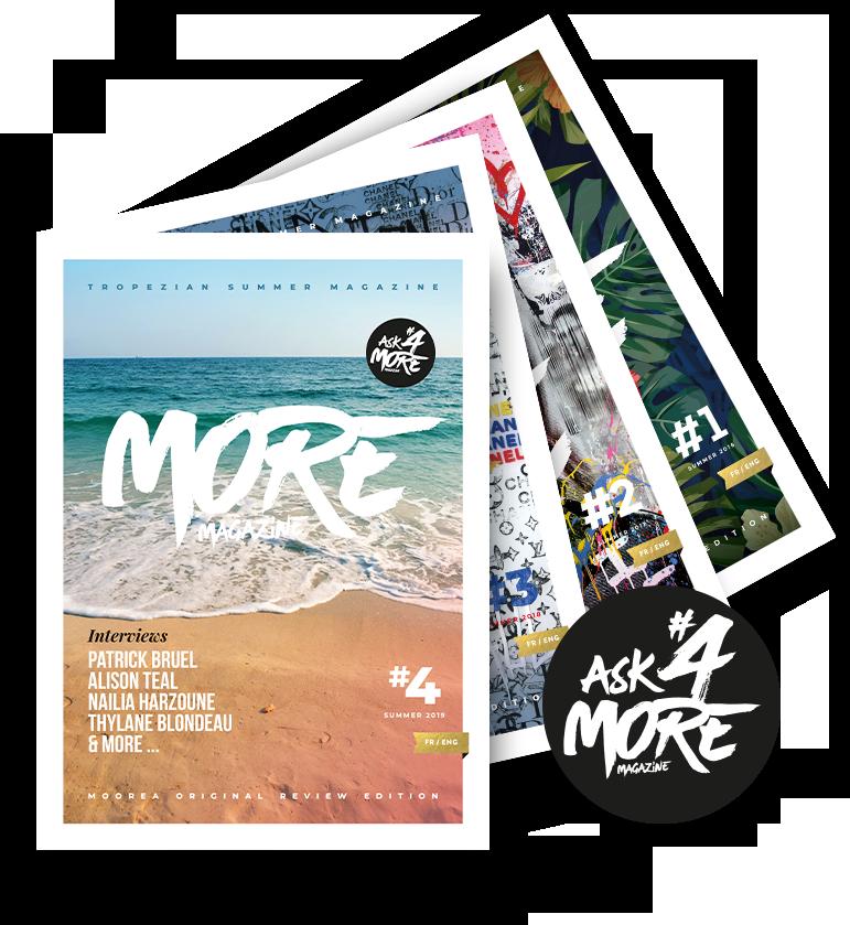 MORE magazine #4 summer 2019