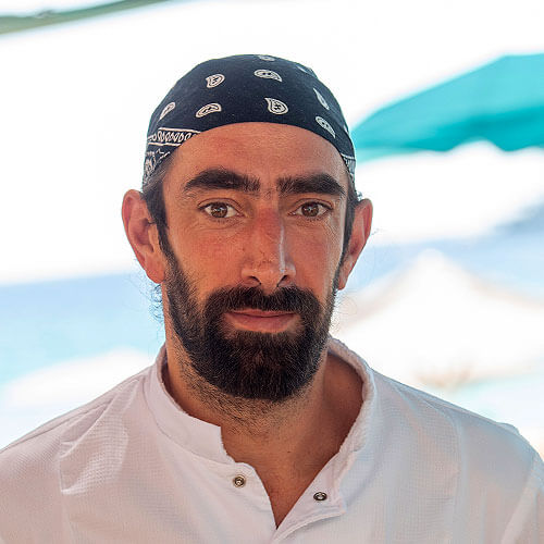 Chef de Cuisine Jérôme Larmat - Moorea Plage